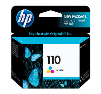 HP 110 Cartridge 3-Kleuren (CB304AE)