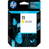 HP 11 Cartridge Geel (C4838A)