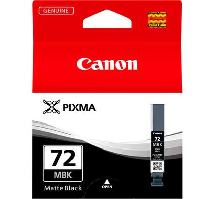 Canon PGI-72MBK Cartridge Mat Zwart (6402B001)