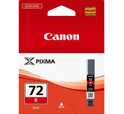 Canon PGI-72R Cartridge Rood 6410B001