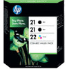 HP 21/22 Value Pack 4-Kleuren (SD400AE)