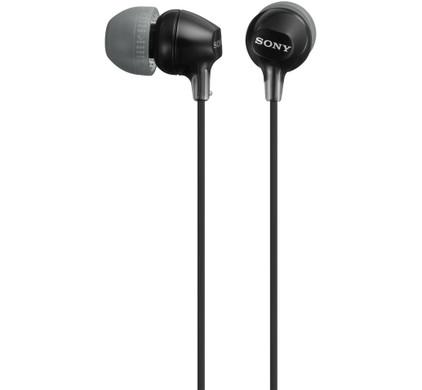 Sony MDR-EX15LP Zwart