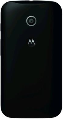 Motorola Moto E Shell Zwart