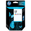 HP 17 Cartridge 3-Kleuren (C6625A)