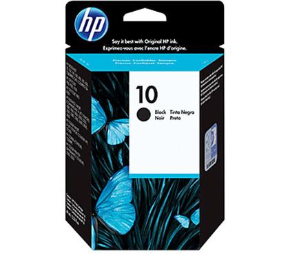HP 10 Cartridge Zwart (C4844A)