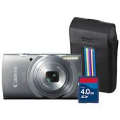 Canon IXUS 150 Essentials Kit Grey