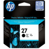 HP 27 Cartridge Zwart (C8727AE)
