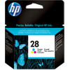 HP 28 Tri-colour Ink Cartridge 3-Kleuren (C8728AE)