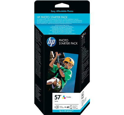 HP 57 Photo Pack 60 Vel (Q7942AE)