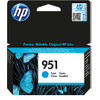HP 951 Cartridge Cyaan (CN050AE)