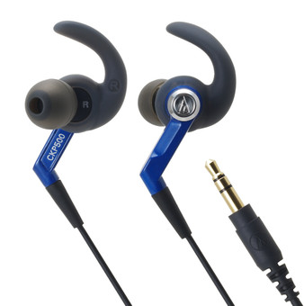 Audio-Technica ATH-CK500 Blauw