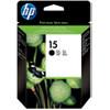 HP 15 Cartridge Zwart (C6615DE)