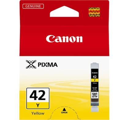 Canon CLI-42Y Cartridge Geel (6387B001)