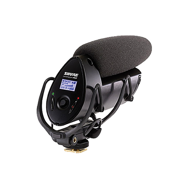 Shure Vp83f Lenshopper Flashrecorder Microfoon