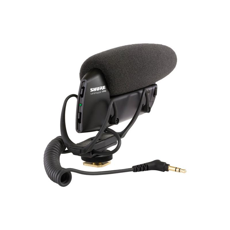 Shure Vp83 Lenshopper Microfoon