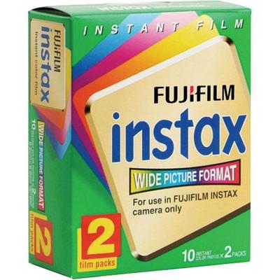 Image of 1x2 Fujifilm Instax Film glans Nieuw