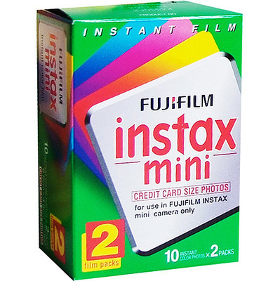 Image of 1x2 Fujifilm Instax Film Mini