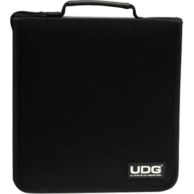 UDG Ultimate CD Wallet 128 zwart