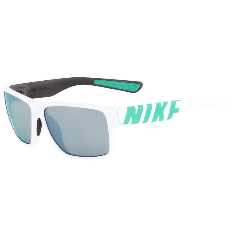 Nike Mojo R White/grey Super Blue Flash Lens