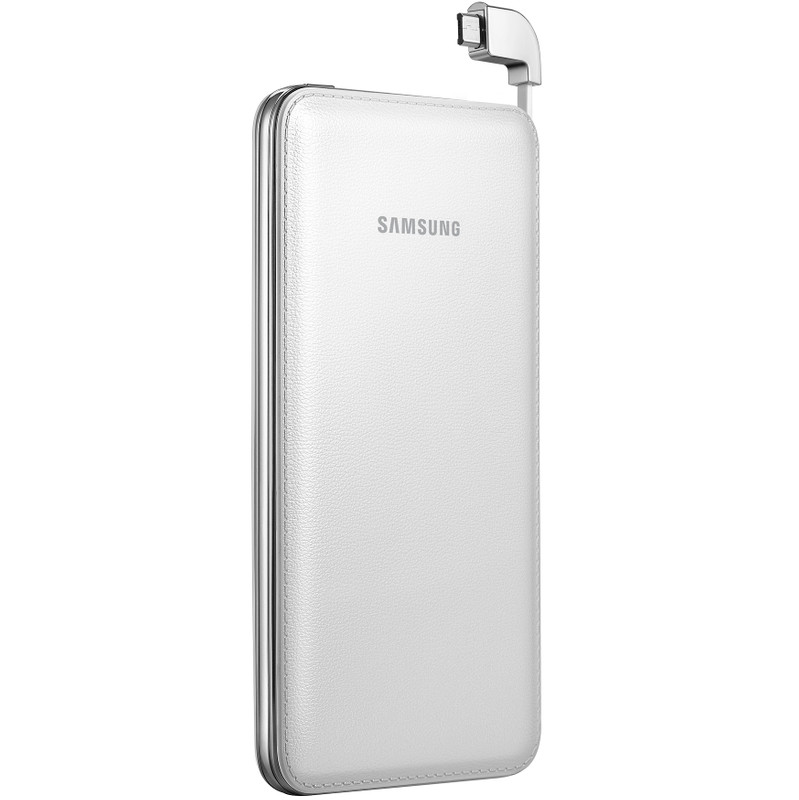 Samsung External Battery Pack 6000 Mah White