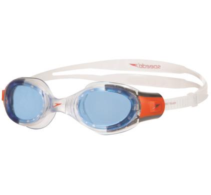 Speedo Junior Futura Biofuse Clear/Blue