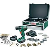 Bosch PSR 14,4 Li + 241 delige Toolbox