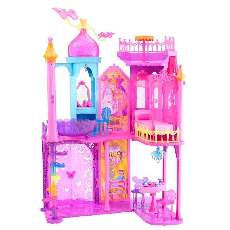 Barbie kappop groot aanbieding kopen for Barbiehuis aanbieding