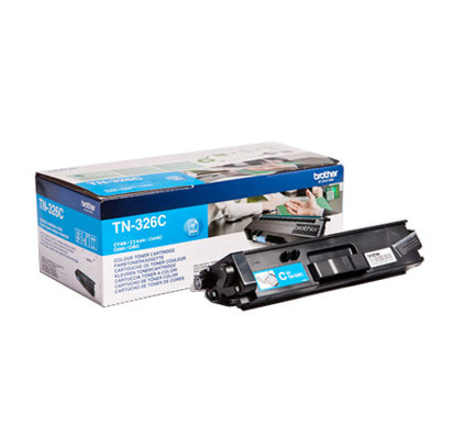 Brother TN-326C Toner Cyaan