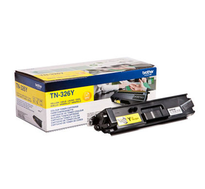 Brother TN-326Y Toner Geel