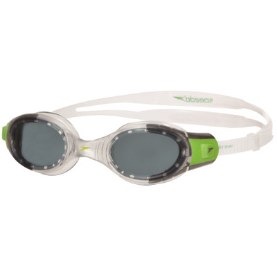 Speedo Junior Futura Biofuse Green/Clear