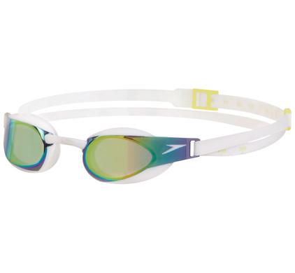 Speedo Fastskin 3 Elite Mirror White/Gold