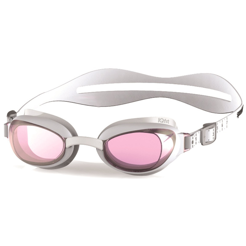 Speedo Aquapure Mirror Female Whitepink kopen