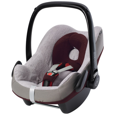 Image of Maxi-Cosi Pebble Zomerhoes Cool Grey