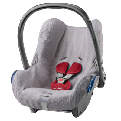 Image of Maxi-Cosi CabrioFix Zomerhoes Cool Grey