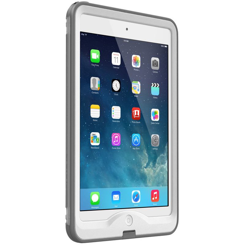 Lifeproof Nuud Case Apple Ipad Mini 2 / 3 White