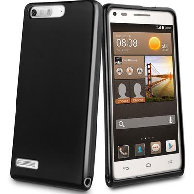 Muvit Minigel Case Huawei Ascend G6 G3 Black
