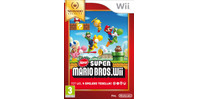New Super Mario Bros. Select Wii