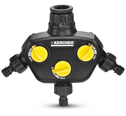 Karcher Waterverdeler 3-weg Premium