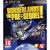 Borderlands: The Pre-Sequel! PS3