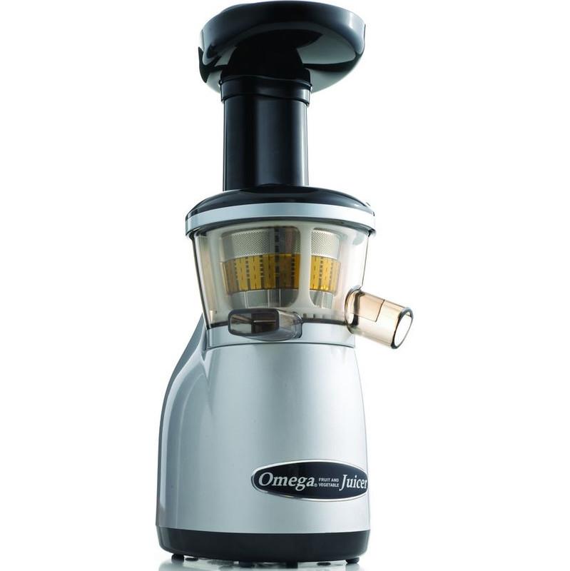 Omega Juicers Omega Vertical Slowjuicer 80 RPM Silver VRT352 1 exemplaar