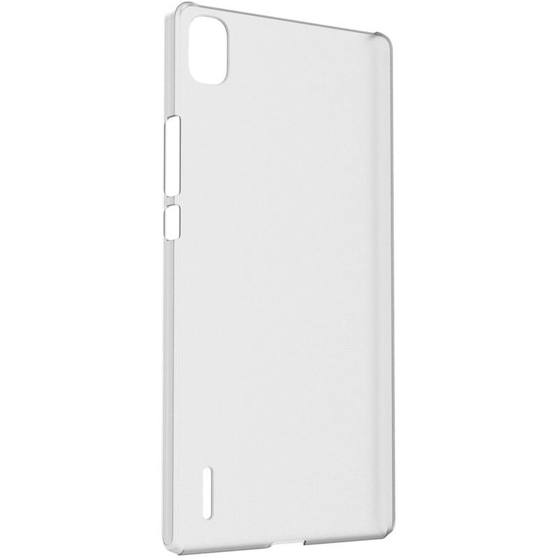 Huawei P7 TPU Case White
