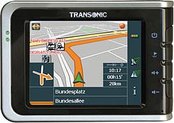 Navigon Transonic PNA 6000T Europa TMC