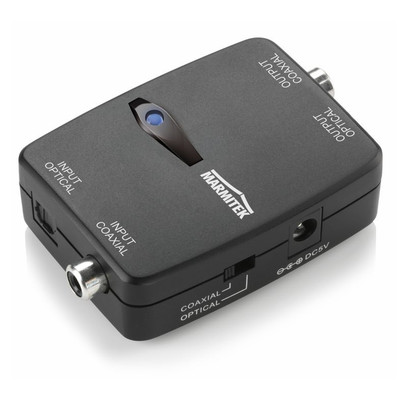 Image of Marmitek Audio converter Connect TC22 Optisch - Coaxiaal