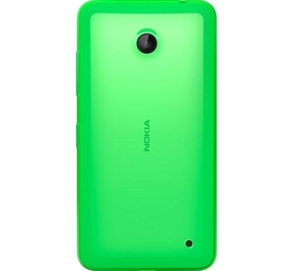 Nokia Lumia 630 / 635 Protective Shell Green