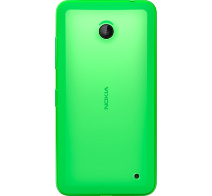 Nokia Lumia 630 / 635 Protective Shell Groen