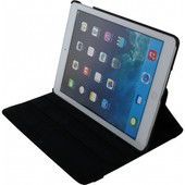 Xccess Leather Case iPad Air Black