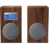 Tivoli Audio Model 10 Stereo-speaker Walnut