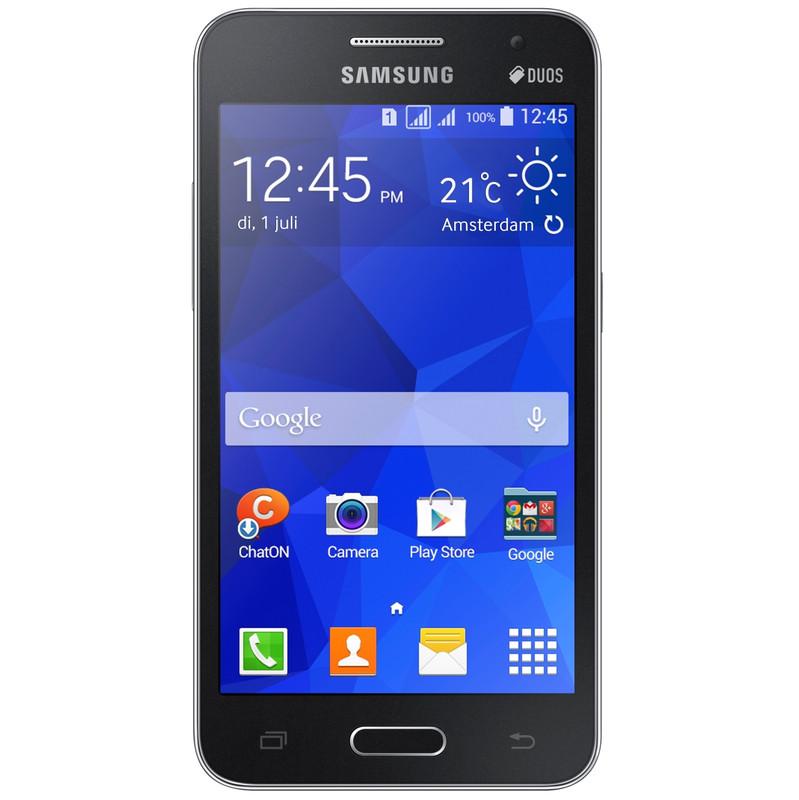 Samsung Galaxy Core 2 Zwart Duos