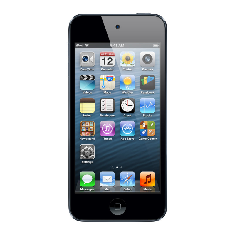 Apple Ipod Touch 5 64 Gb Space Gray