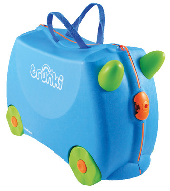 Trunki Ride-On Blue Terrance